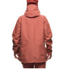 Houdini W's Corner Jacket bloody mary red